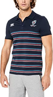 canterbury Men's Rugby World Cup 19/20 Cotton Jersey Polo