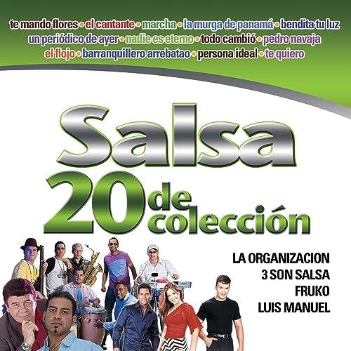Salsa - 20 de Coleccion