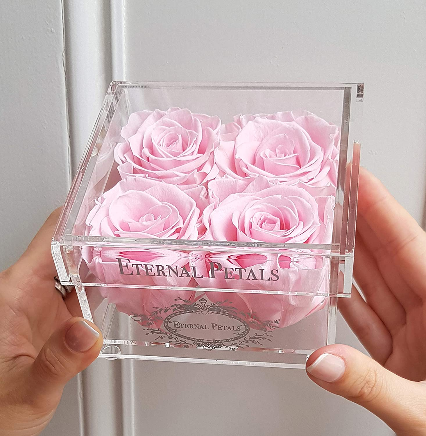 100% Real Roses That Last A Year online shopping Perfect The W Unique Long-awaited - Gift for