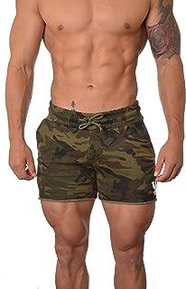 Men's Bodybuilding Gym Workout Shorts 102
