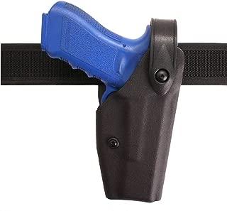 Safariland 6280 Level II SLS Retention Duty Holster, Mid-Ride, Black, STX Tactical, Glock 17, 22