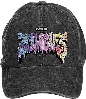 Adjustable Flatbush Zombies Colorful Washed 100% Cotton Baseball Caps