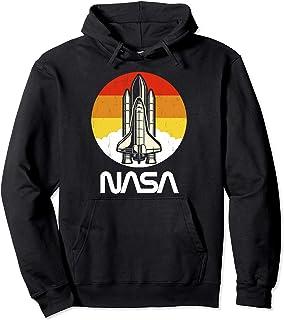 NASA Sunset Shuttle Lift Off Sweat à Capuche