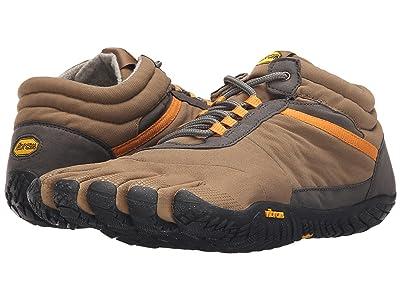 Vibram FiveFingers Trek Ascent (Insulated Tan/Grey/Black) Men