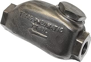 Texas Pneumatic Tools, Inc. Pneumatic In Line Air Tool Lubricator, 1/2