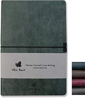 YRL Best Bullet Notebook Journal, Dotted/Dot Grid, A5 Medium Size, 5.8x8.3