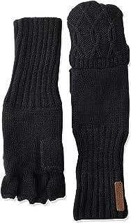 Best womens Pop Over Fingerless Gloves Review