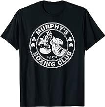 Murphy's Boxing Club - Irish Surname Boxing T-Shirt