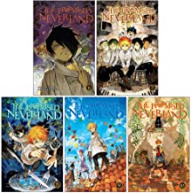The Promised Neverland Vol (6-10): 5 Books Collection Set PDF