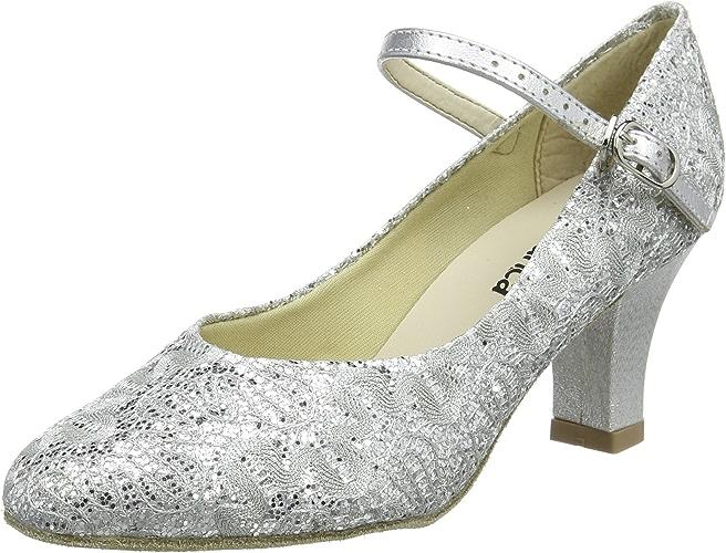 So Danca Bl166, Chaussures de Danse de Salon Femme