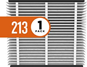 Aprilaire 213 Replacement Air Filter for Aprilaire Whole Home Air Purifiers, Healthy Home Allergy Filter, MERV 13 (Pack of 1)