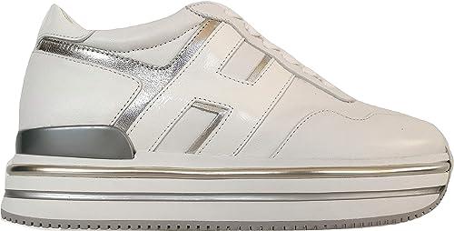 Hogan Scarpe Sneakers Donna H483 New H222 HXW4680CB80LWT0351 ...