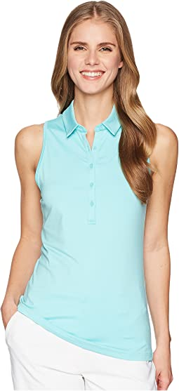 Zinger Sleeveless Polo