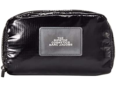 Marc Jacobs The Ripstop Cosmetic Pouch (Black) Handbags