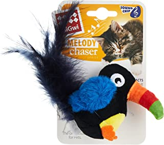 GiGwi Toucan Melody Chaser, Multi-Colour, 7381
