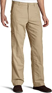 Men's Comfort Cargo D3 Classic-Fit Flat-Front Pant