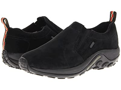 Merrell Jungle Moc Waterproof (Black) Men