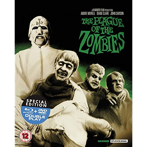 Plague of the Zombies [1966]