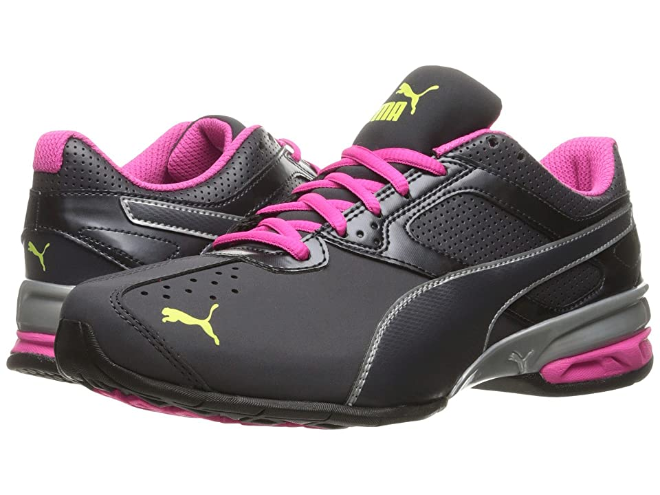 PUMA Tazon 6 FM (Periscope/Puma Silver/Pink Glo) Women's Shoes, Black