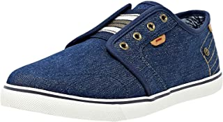 Wrangler Mitos Elastic Sneaker For Men BLUE Size 41 EU