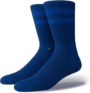 Stance Cheeky Palm Crew Socks in Grey