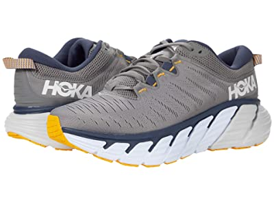 Hoka One One Gaviota 3 (Charcoal Gray/Ombre Blue) Men