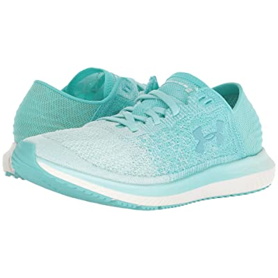 Under Armour UA Threadborne Blur (Tropical Tide/Refresh Mint/Desert Sky) Women