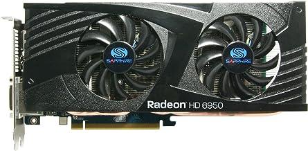 Sapphire Radeon HD 6950 2 GB DDR5 DL-DVI-I/SL-DVI-D/HDMI/DP PCI-Express Graphics Card 100312-3L