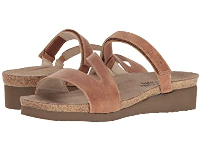 Naot Gabriela (Latte Brown Leather) Women