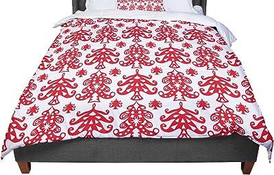 104 X 88 KESS InHouse Vikki Salmela The Palace Tan Black King//California Comforter