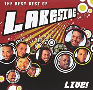 The Very Best Of Lakeside Live!