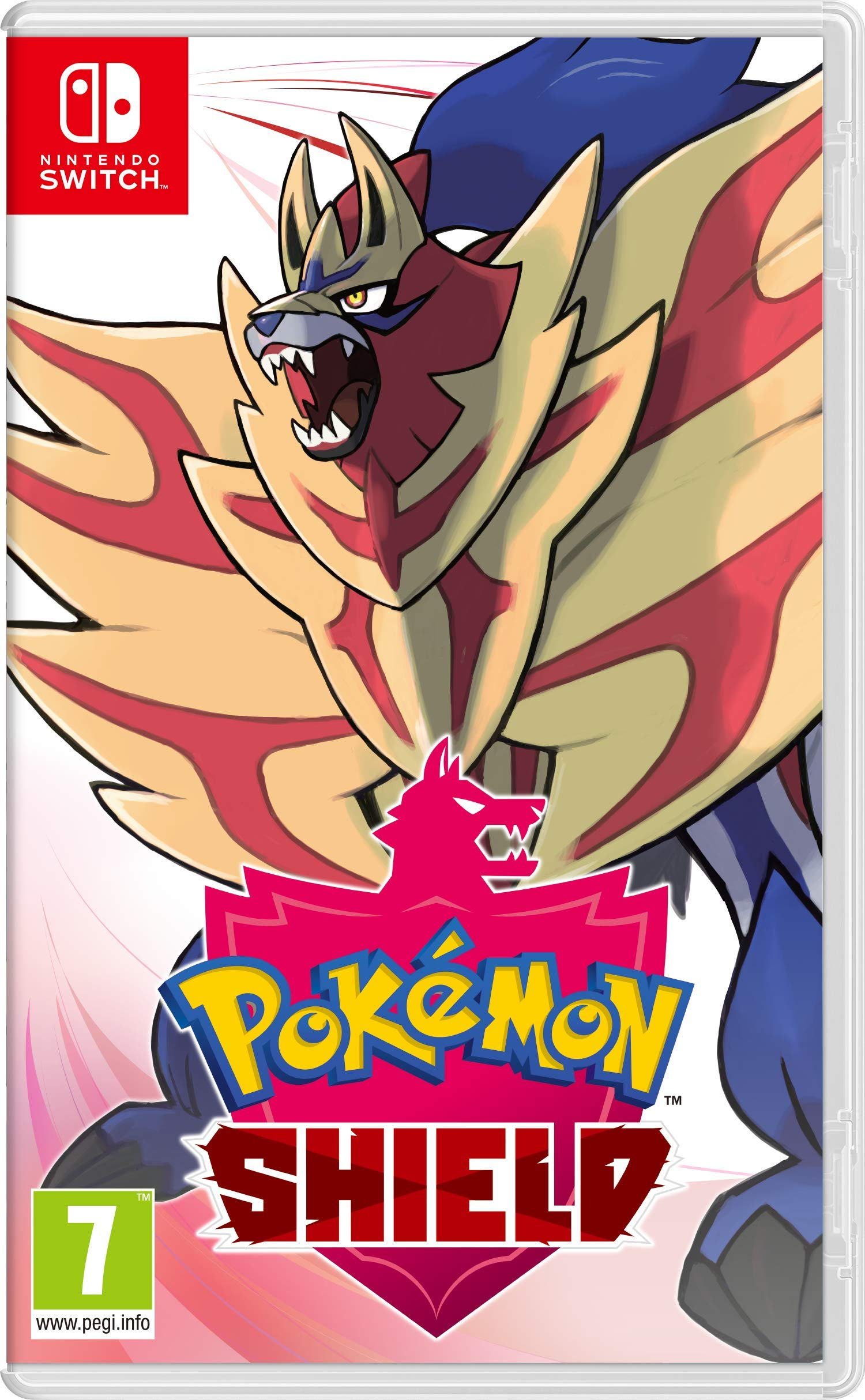 Pokemon Shield NSW -