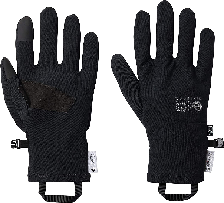Mountain Hardwear unisex-adult Windlab Gore-tex Infinium Stretch Glove