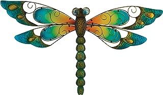 Best dragonfly metal art Reviews