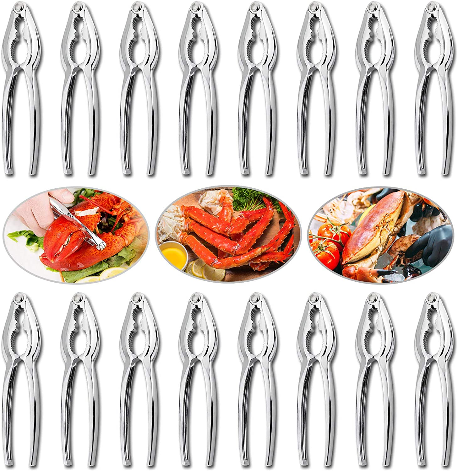 Crab Crackers and Tools 16 Cracker Lobster New Shipping Free Shipping Pieces In stock