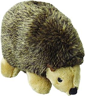 """Ethical Pet Woodland Series 8.5"""" Hedgehog Plush Dog Toy, Large"""