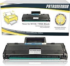 Logic-Seek - Tóner con chip compatible con HP Laser W1106a 106a 107w MFP 130 MFP 135a MFP 135ag MFP 135w MFP 135wg MFP 137fnw MFP 137fwg MFP 138fnw MFP 138fw MFP 138p MFP 138pn MFP 138pnw W1106A 107A
