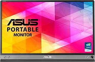 Asus ZenScreen MB16AC 15.6-Inch Full HD IPS Monitor - Grey