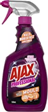Ajax Professional Mould Remover Household Cleaner Trigger Surface Spray Low Fumes Made in Australia 500mL