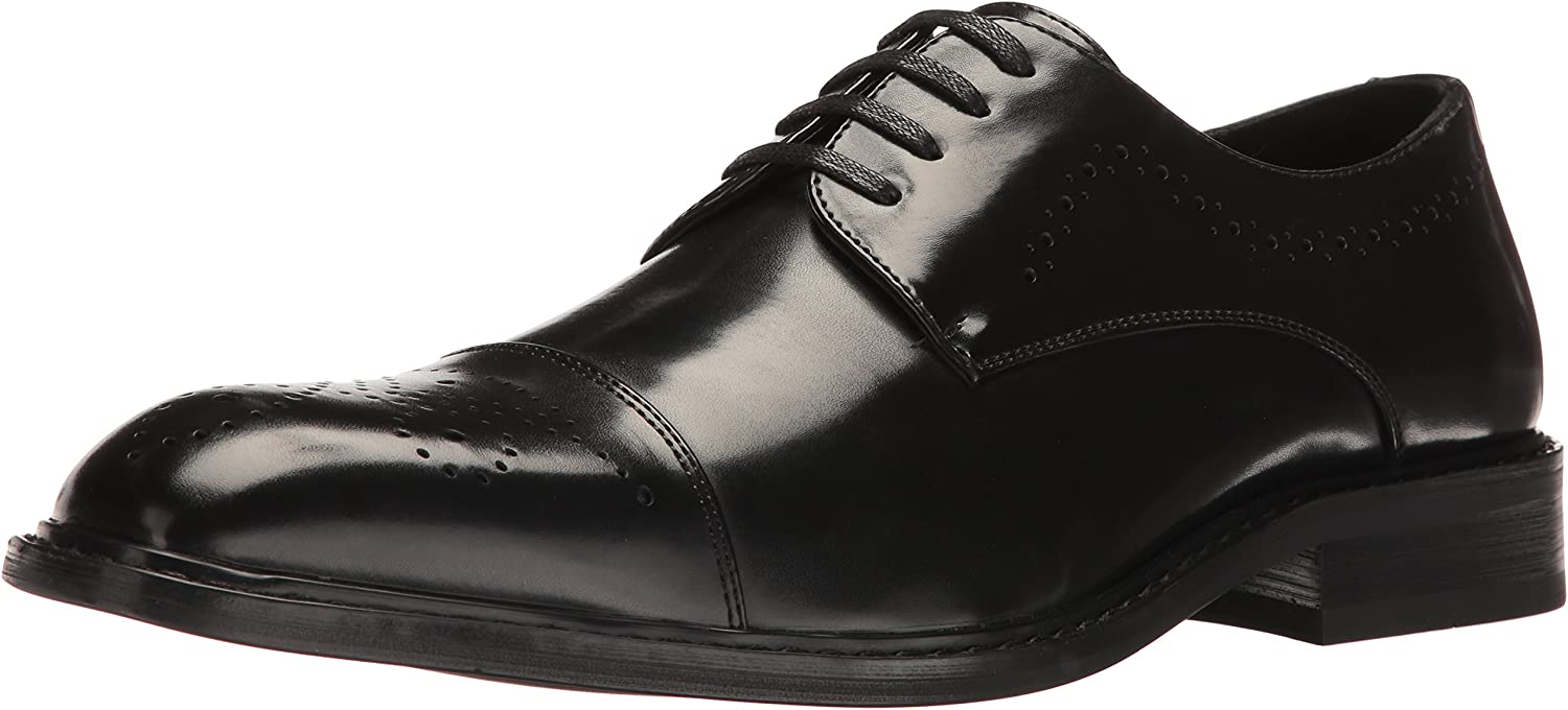 Kenneth Cole New York Mens Playing Piano Oxford