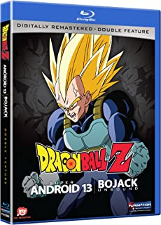 Dragon Ball Z: Android 13/ Bojack Unbound