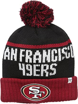 best service e65a4 a9cf7  47 NFL Adult Men s Linesman Cuff Knit Hat.
