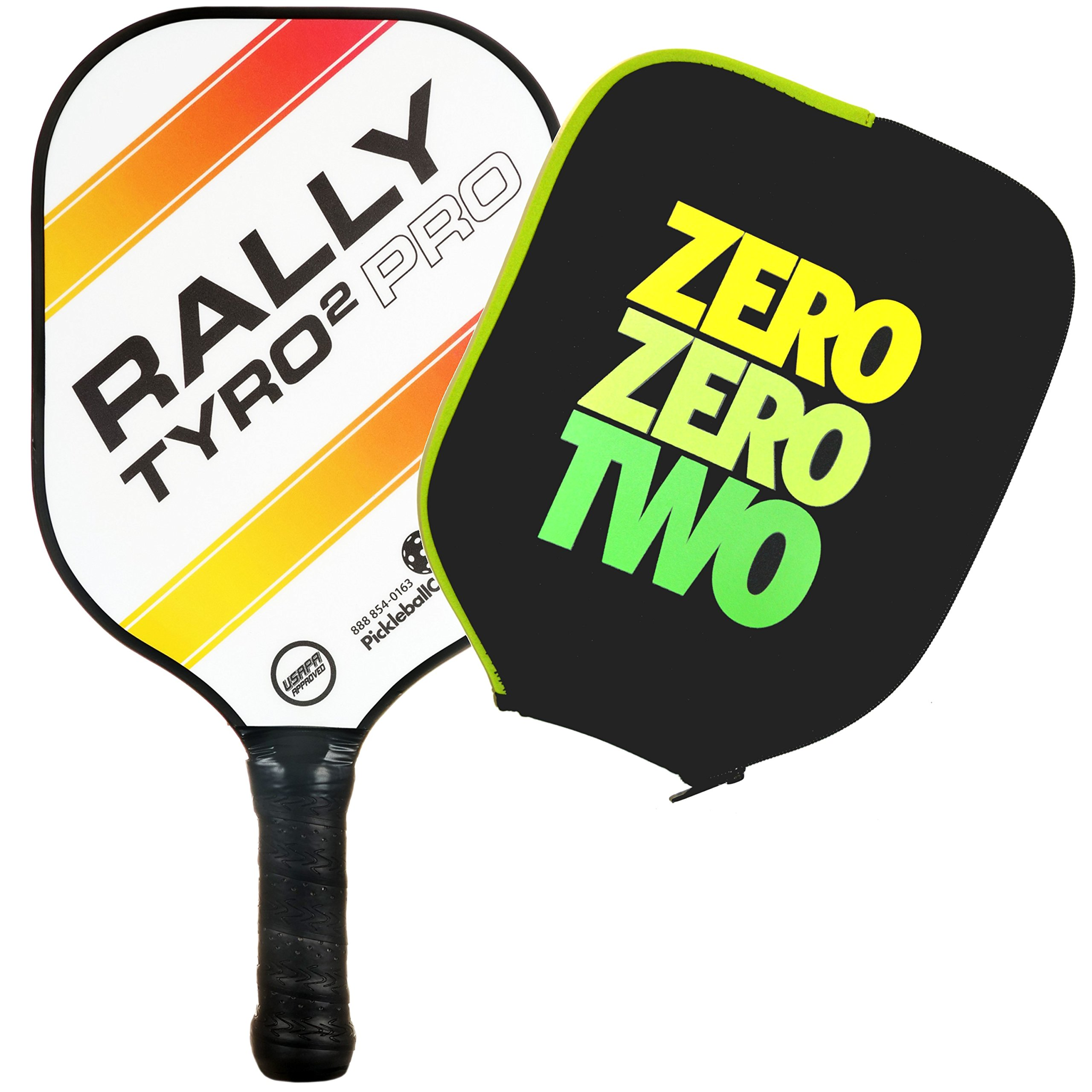 Rally Tyro 2 Pro Pickleball Paddle -5R19