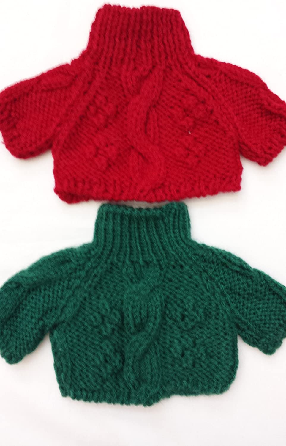 Teddy Bear doll Sweater Clothes Outfits  2 Pieces Set