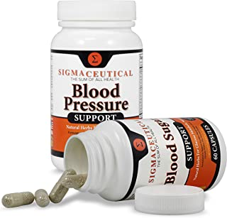 Healthy Blood Bundle - High Blood Pressure Support + High Blood Sugar Supplements