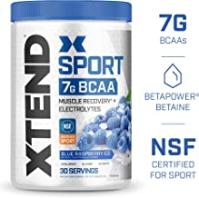 bcaa supplement powder