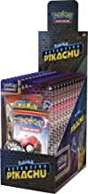 Pokemon TCG: Detective Pikachu Booster Pack + 1 Sun & Moon Booster Pack + A Metallic Coin (12 Pack)