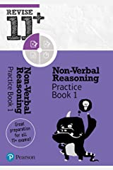Revise 11+ Non-Verbal Reasoning Practice Book 1 Kindle Edition Kindle Edition