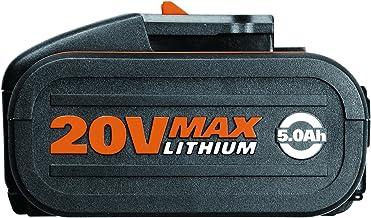 Worx WA3556 Batería, 100 W, 20 V