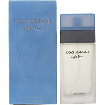 Dolce & Gabbana Light Blue By Dolce & Gabbana For Women. Eau De Toilette Spray 1.6 Oz